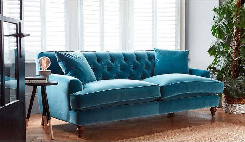 Charnwood Large Sofa | Sofas | Darlings of Chelsea