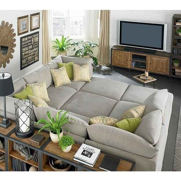 Gain more style in your home   with a large sofa