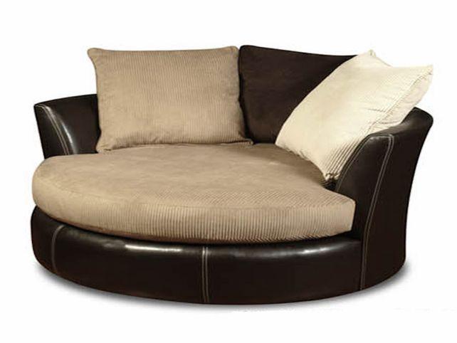 Large Swivel Chair | chairs | Round sofa chair, Chair, Sofa chair