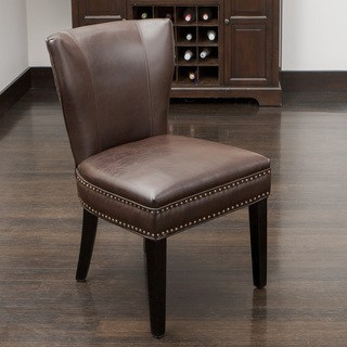 Buy Leather Kitchen & Dining Room Chairs Online at Overstock | Our