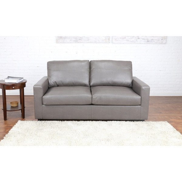 Shop Bonded Leather Sleeper / Pull Out Sofa and Bed - Free Shipping