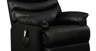 Leather Recliners You'll Love | Wayfair