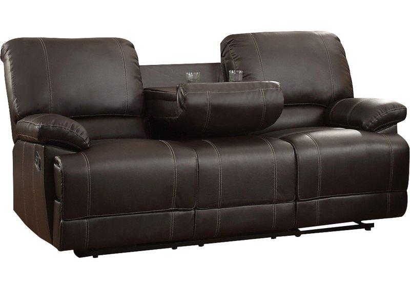 Andover Mills Edgar Double Reclining Sofa & Reviews | Wayfair