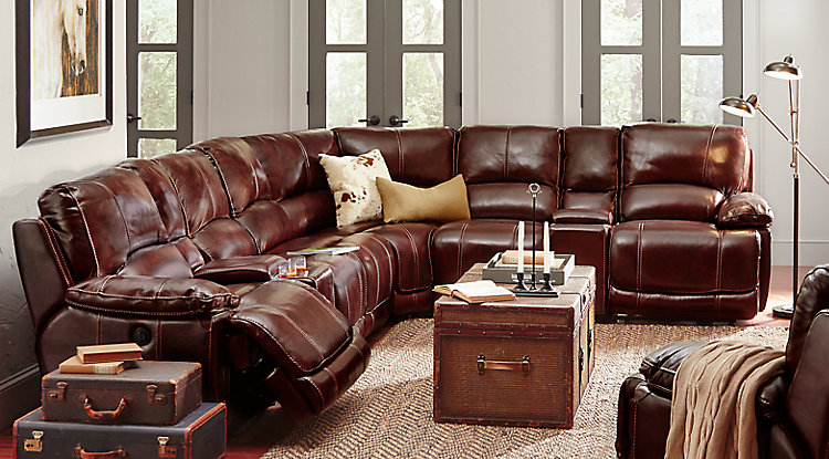 Shopping Guide for Rooms To Go Leather Sectional Sofas