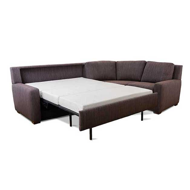 Sectional Comfort Sleeper Sofas by American Leather | Creative Classics