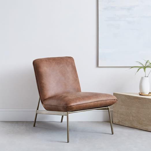 Brooks Slipper Chair | west elm