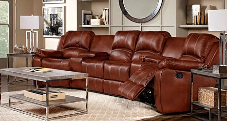 Leather Furniture Sets - Collections & Individual Pieces