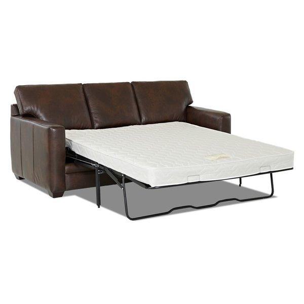 Leather Sleepers You'll Love   Wayfair