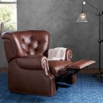 Where to buy leather swivel   recliners