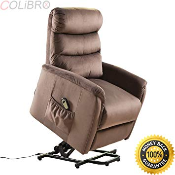 Amazon.com: COLIBROX--Electric Lift Chair Recliner Reclining Chair