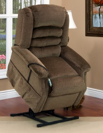 MedLift Series 4653 Three Way Reclining Lift Chair|Med-Lift Chairs