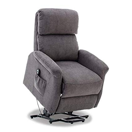 Amazon.com: BONZY Lift Recliner Classic Power Lift Chair Soft and