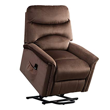 Amazon.com: BONZY Lift Recliner Chair Power Lift Chair with Gentle