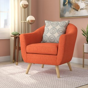 Round & Barrel Chairs You'll Love | Wayfair
