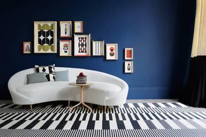 Living Room Colours - living room color ideas   House & Garden