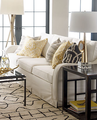 Living Room Furniture   Family Room Furniture   Ethan Allen