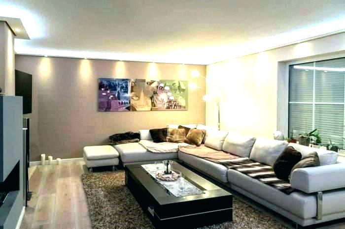 Light Bedroom Low Ceiling Living Room Lamp Ideas Led Strip Light