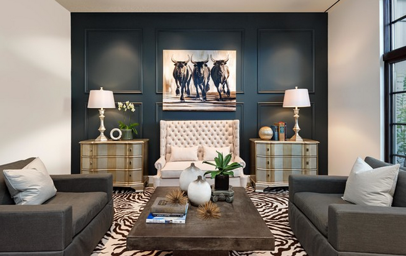 LIVING ROOM PAINT IDEAS TO   CREATE A PERFECT ROOM FOR THE WHOLE FAMILY