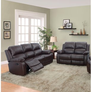 Traditional Reclining Living Room Sets You'll Love | Wayfair