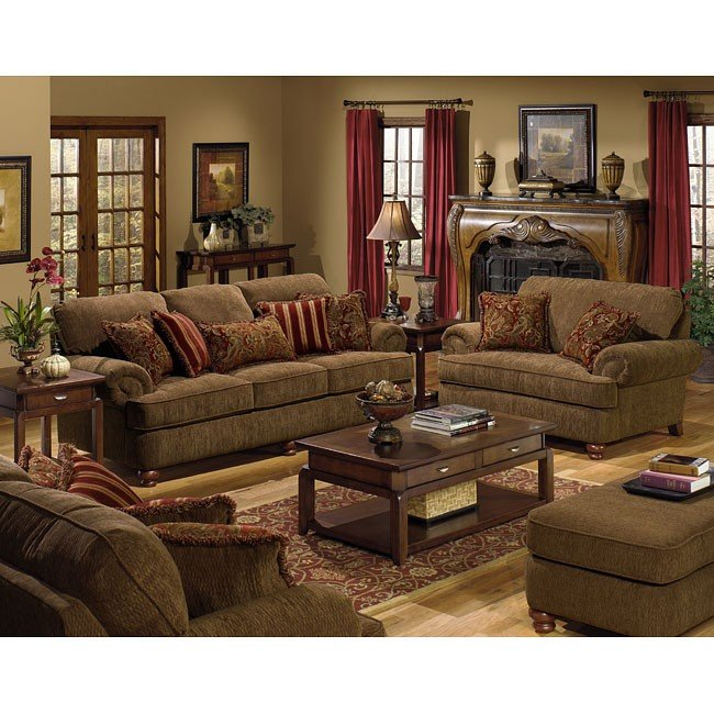 Belmont Living Room Set Jackson Furniture, 4 Reviews | Furniture Cart