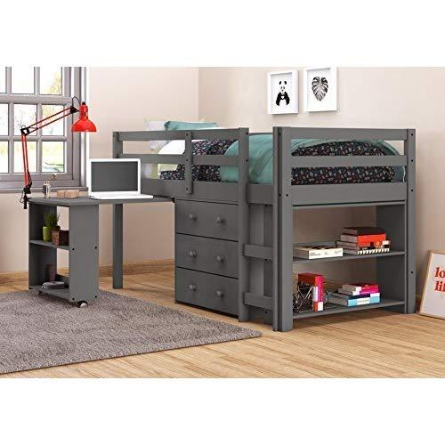 Loft Bed Desk: Amazon.com