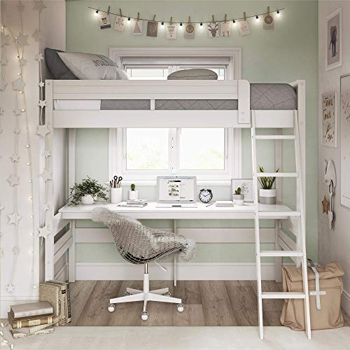 Loft Bed Desk: Amazon.com