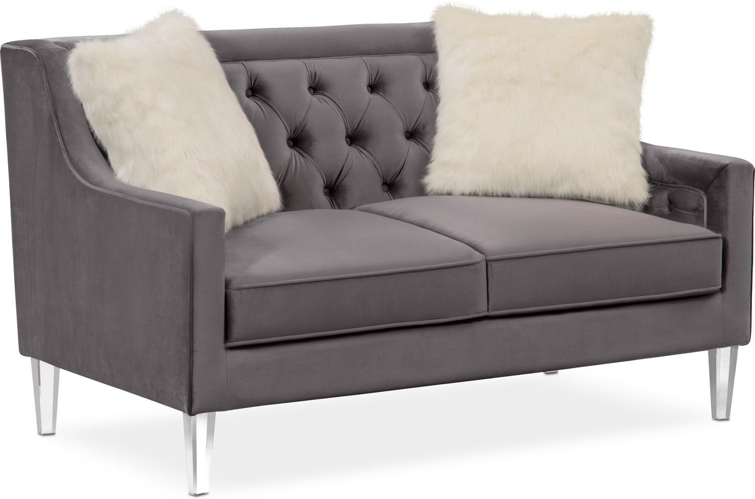 Chloe Sofa, Loveseat and Chair Set | Value City Furniture and Mattresses