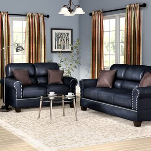 2 Piece Sofa And Loveseat Set | Wayfair