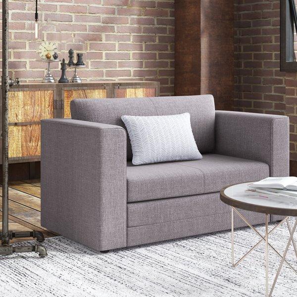 Trent Austin Design Watonga Loveseat Bed Sleeper & Reviews | Wayfair