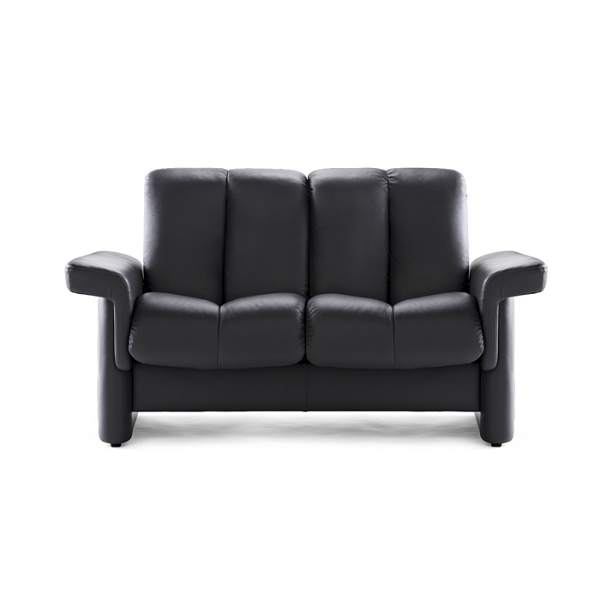 Legend Two Seat Low-Back Loveseat by Stressless