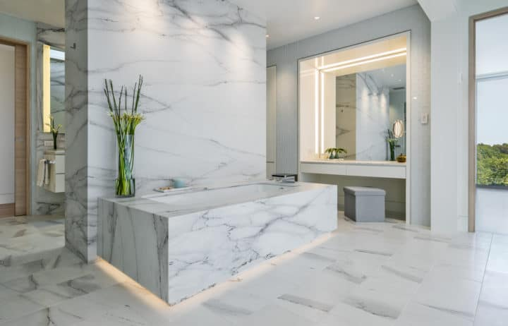 Luxury Bathroom Design | Cumar