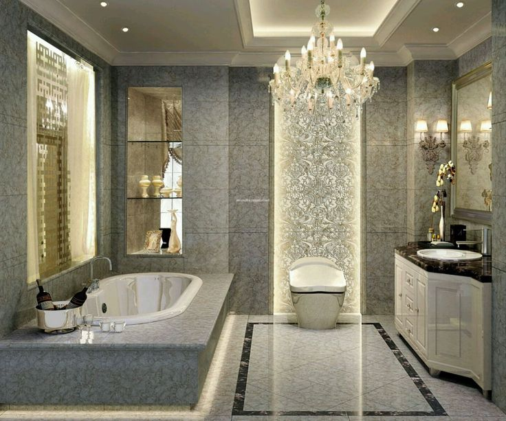 Convert your usual restrooms into luxury bathrooms for having the