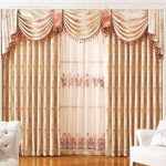 Luxury curtains – a way to   make your house look luxurious and elegant.