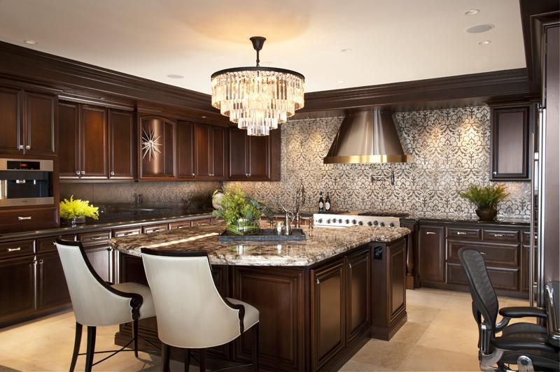 La Jolla Luxury Kitchen   San Diego Interior Designers