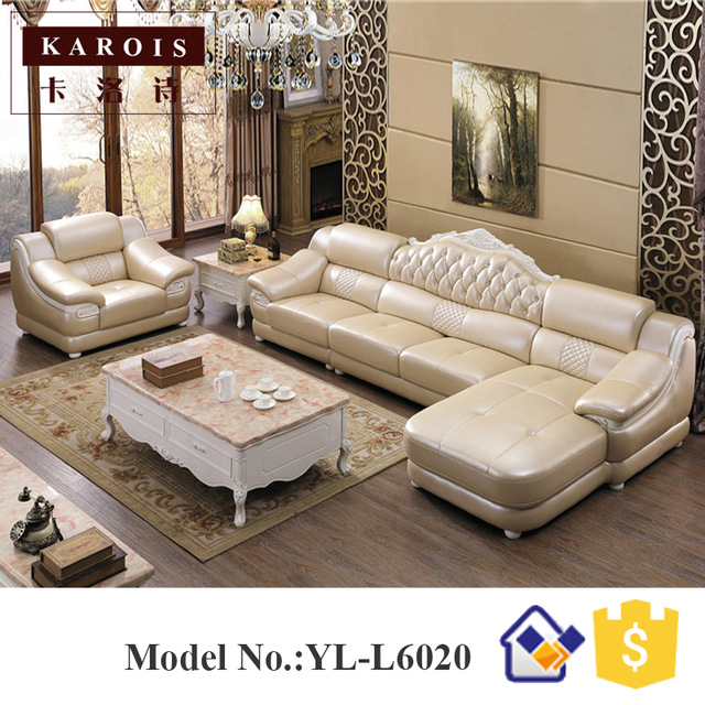 Factory Luxury Sofa Furniture, Luxury Malaysia Mid Century Living