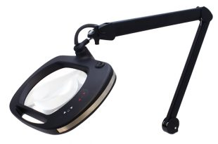 Mighty Vue Pro 5D Magnifying Lamp with Color Temperature Controls