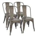 Tips to clean and care for   metal chairs