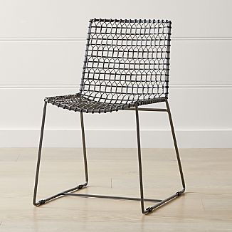 Metal Dining Chairs | Crate and Barrel