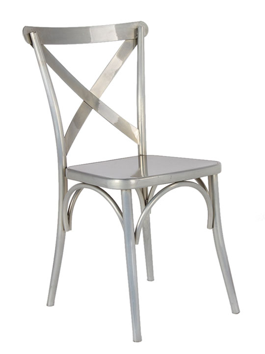 X Metal Chair | Modern Furniture u2022 Brickell Collection
