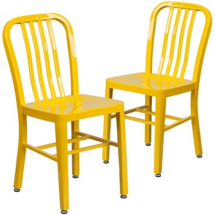 Modern Yellow Dining Chairs | AllModern