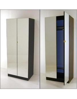 Full Mirror Wardrobe - All Furniture USA