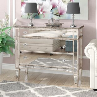 Mirrored Dressers You'll Love | Wayfair