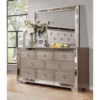 Buy Mirrored, Assembled Dressers & Chests Online at Overstock | Our