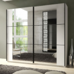 Advantages of mirrored   wardrobes
