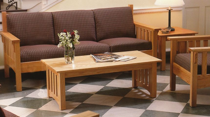 What Is Mission Furniture & Why Is It Great For Residence Halls
