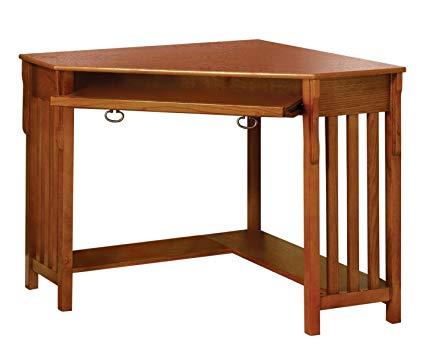Amazon.com: Furniture of America Athosia Mission Style Corner