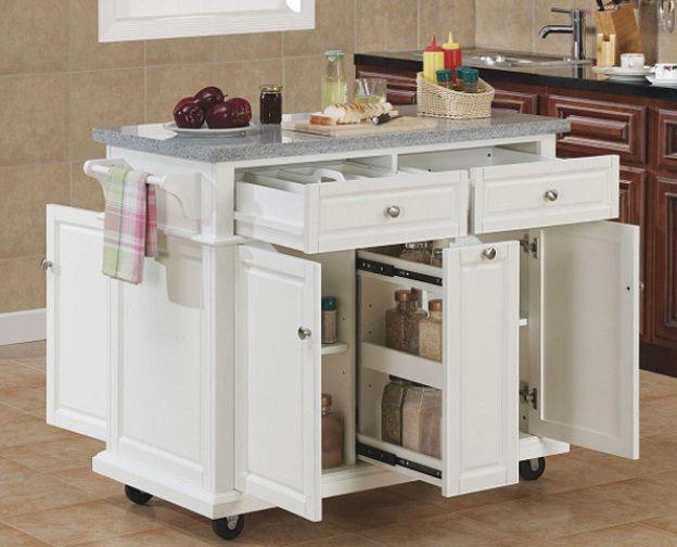 Image result for movable island kitchen ikea | Kitchen | Kitchen