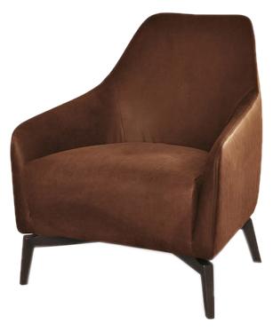 Celine armchair - Contemporary Transitional Mid-Century Modern