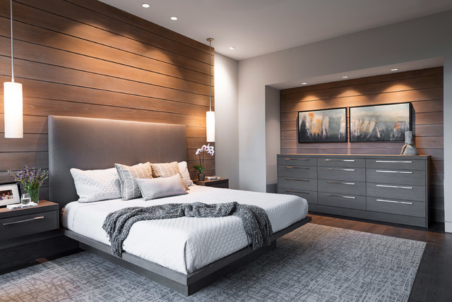 The Cliffs at Walnut Cove - Modern - Bedroom - Other - by Samsel