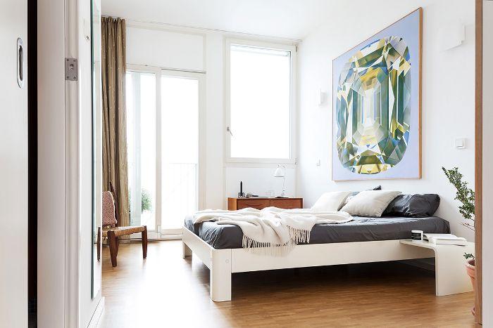Essentials of modern bedrooms